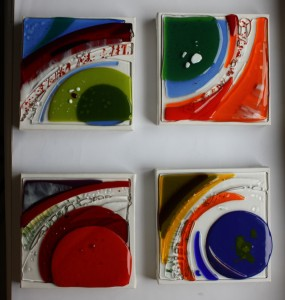 glass canvases