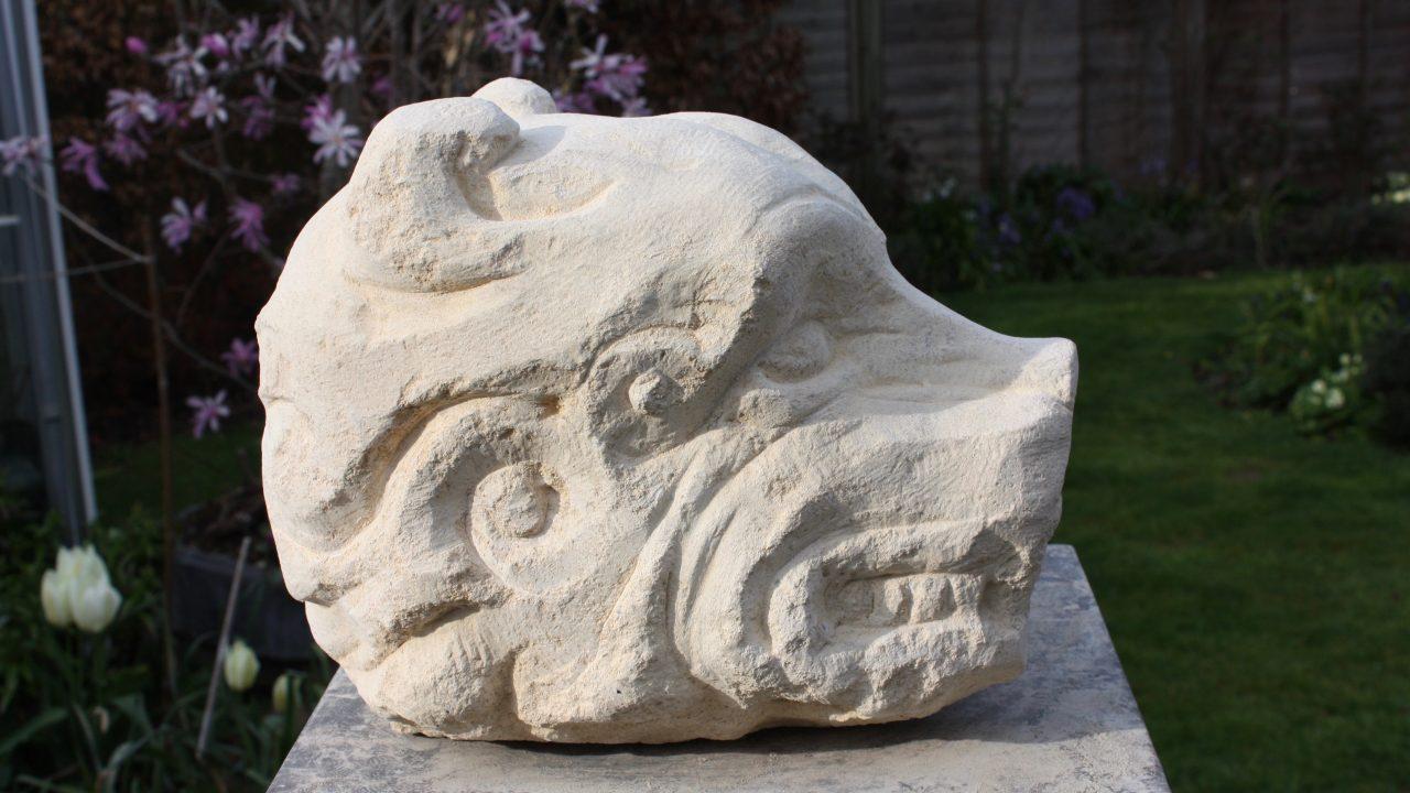 peruvian puma head